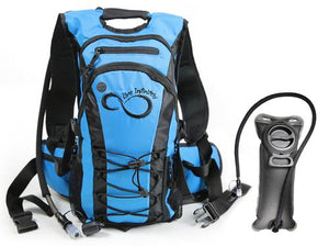 Hydration Backpack with 2.0L Water Bladder