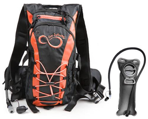 Image of Sports & Outdoor - HYDRATION BACKPACK & 2.0L WATER BLADDER