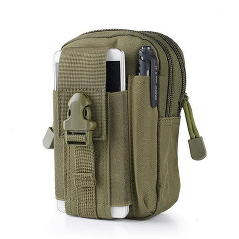 Tactical Outdoor Pouch Belt Bag