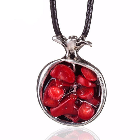 Image of Vibrant Fruit Inspired Necklace
