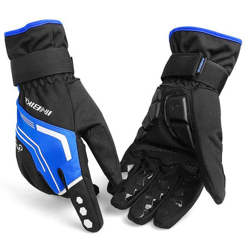 Winter Gel Padded Thermal Cycling Gloves