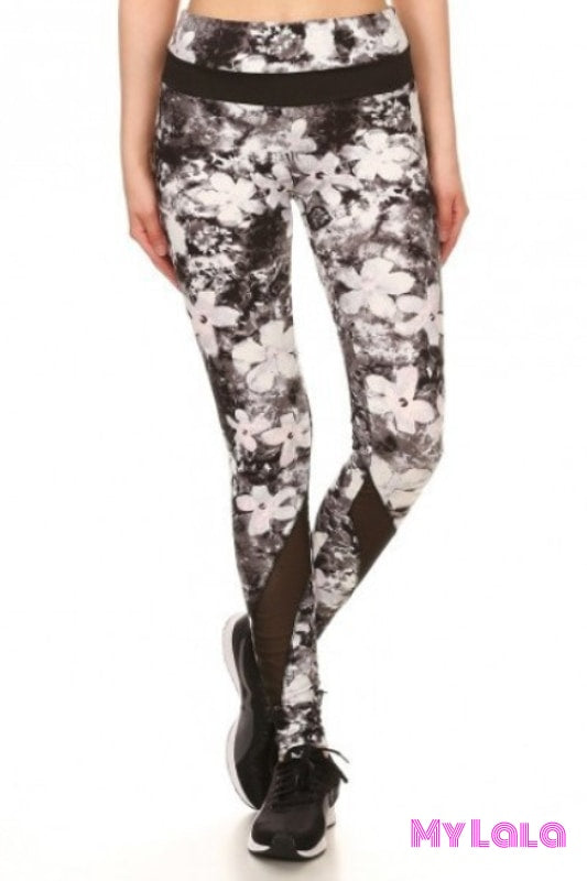 Aloha Active Wear - My Lala Leggings, soft leggings, buttery soft leggings, one size leggings