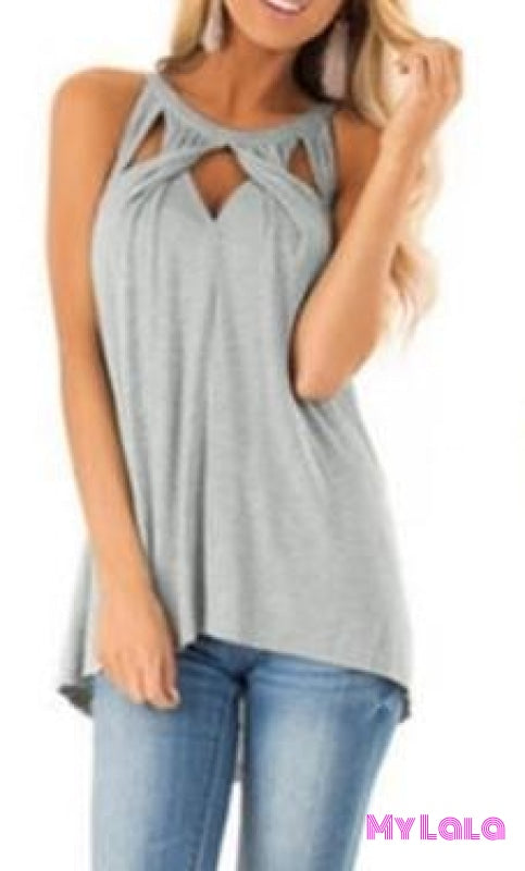 1 Diamond Top (Grey)