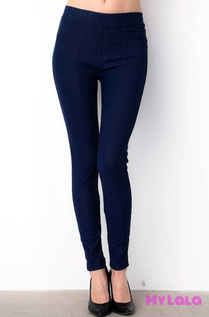 1 J04 One Size Jeggings - 3-12 (Denim)