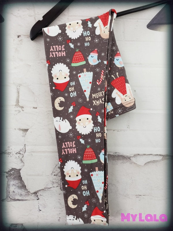 St Nick Kids - My Lala Leggings, soft leggings, buttery soft leggings, one size leggings
