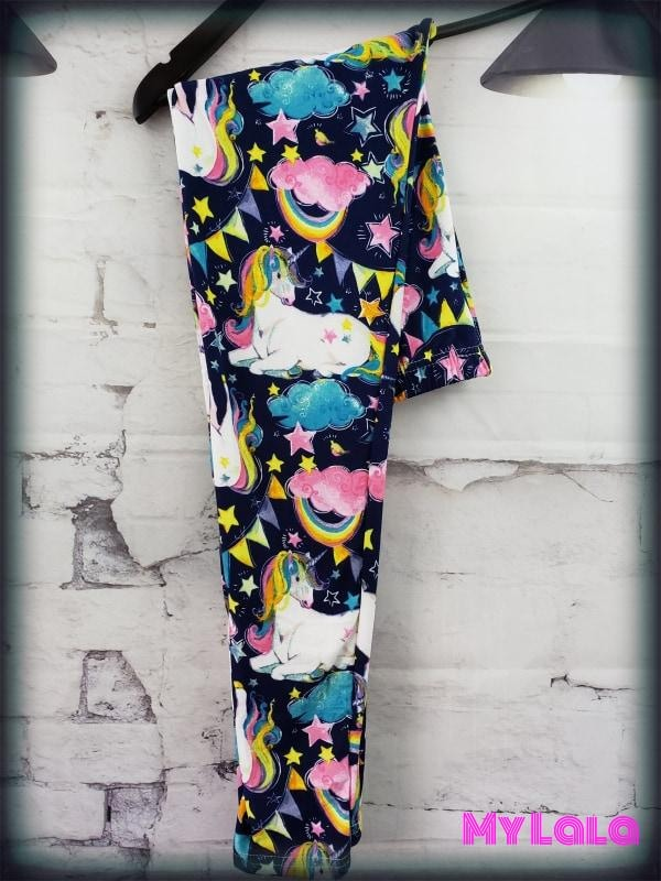 Curvy Birthday Party - My Lala Leggings, soft leggings, buttery soft leggings, one size leggings