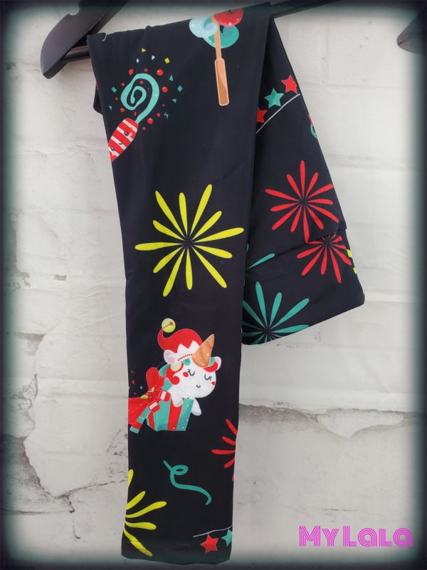 Yoga Band - December Birthday Kids (Premium) - My Lala Leggings, soft leggings, buttery soft leggings, one size leggings