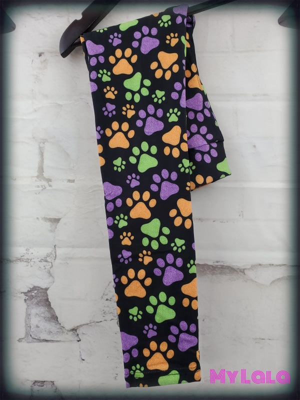 Yoga Band - Halloween Paw Kids (Premium) - My Lala Leggings, soft leggings, buttery soft leggings, one size leggings