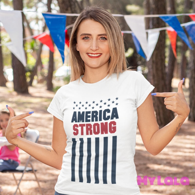 America Strong Tee T-Shirt