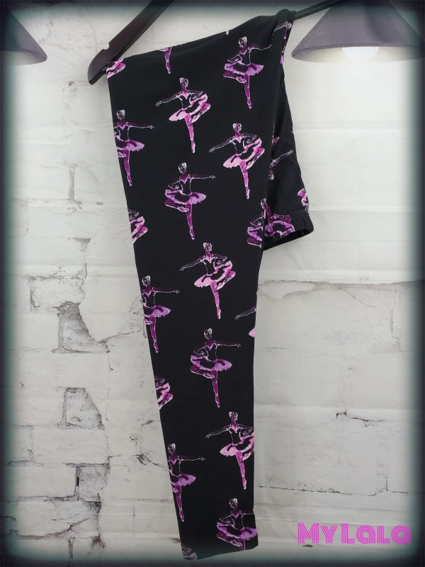 Ballet OS - My Lala Leggings, soft leggings, buttery soft leggings, one size leggings