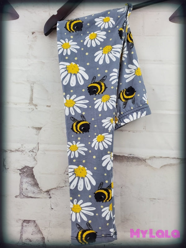 Bee Movement Kids - My Lala Leggings, soft leggings, buttery soft leggings, one size leggings