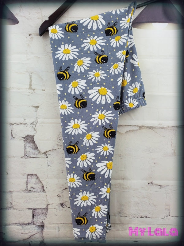 Bee Movement OS - My Lala Leggings, soft leggings, buttery soft leggings, one size leggings