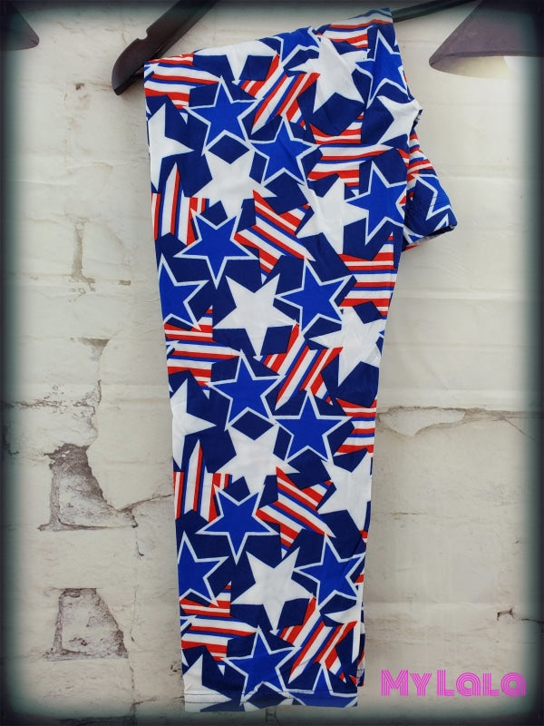 Capri - Curvy Stars & Stripes