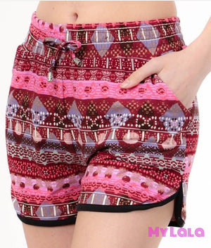 Curvy Intense Shorts