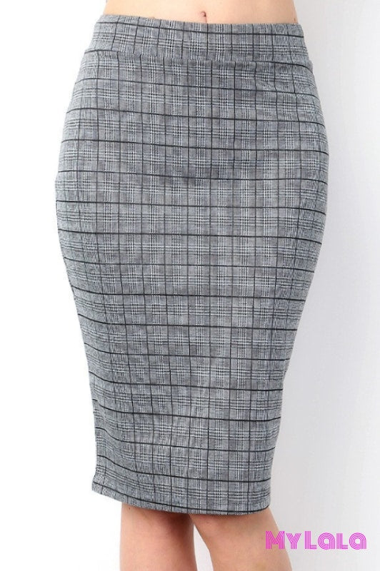 Curvy Pencil Skirt Perfect - My Lala Leggings, soft leggings, buttery soft leggings, one size leggings
