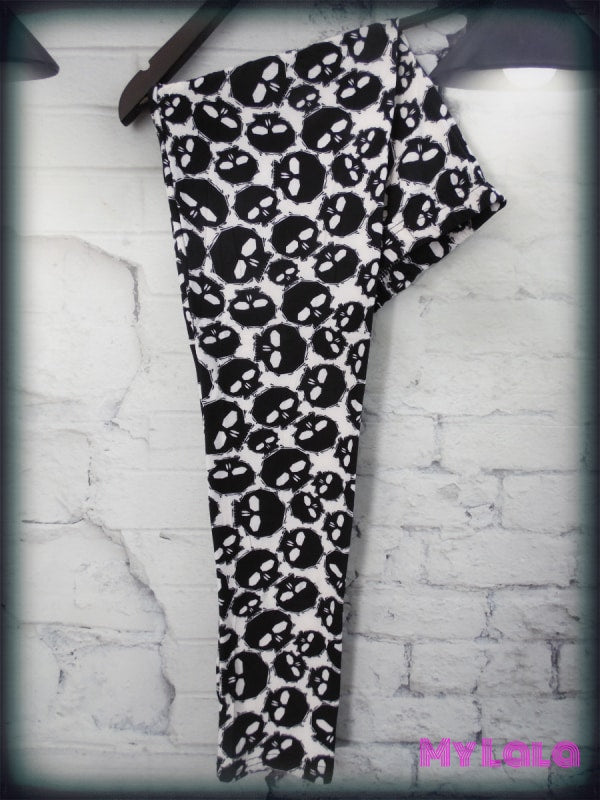 Curvy Shaking In My Boots - My Lala Leggings, soft leggings, buttery soft leggings, one size leggings