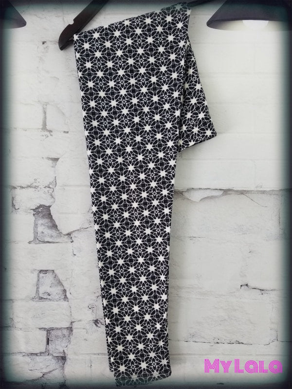 Curvy Star Search - My Lala Leggings, soft leggings, buttery soft leggings, one size leggings