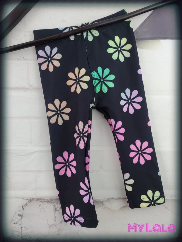 Daisy Ombre Baby (Premium) - My Lala Leggings, soft leggings, buttery soft leggings, one size leggings