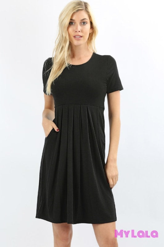 Dress London (Black)