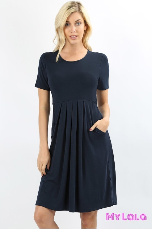 Dress London (Midnight Navy)
