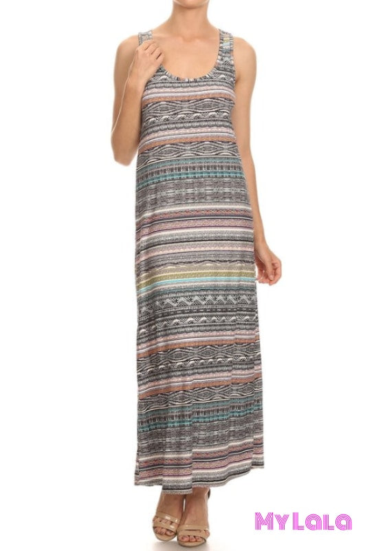 Dress Tranquil Onesize Maxi