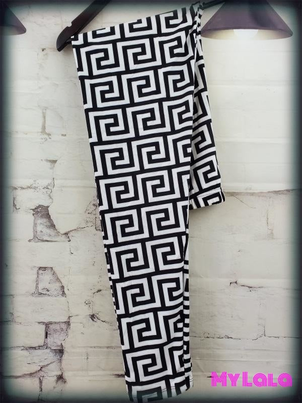 Extra Curvy Egyptian (24-32) - My Lala Leggings, soft leggings, buttery soft leggings, one size leggings