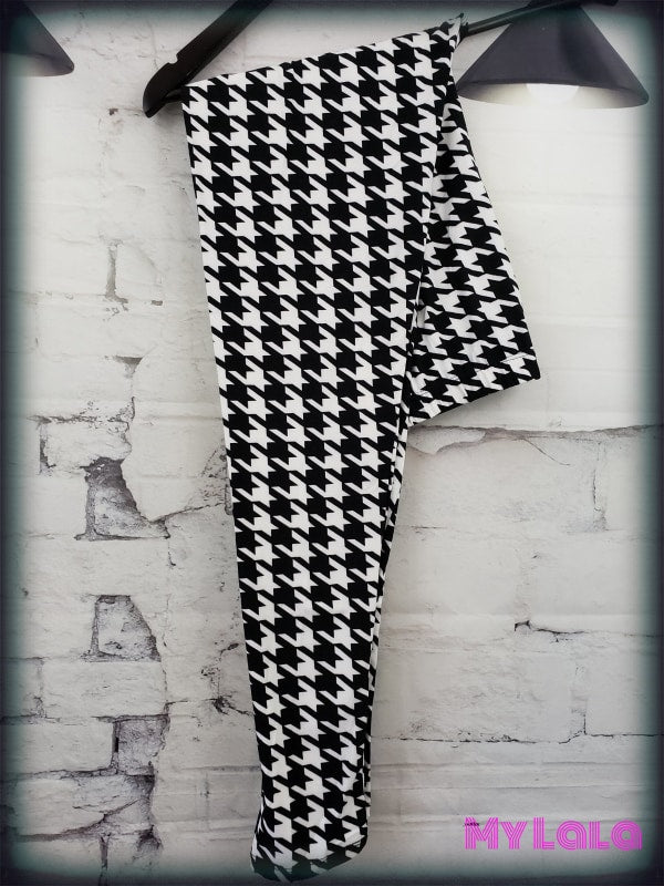 Extra Curvy Houndstooth (20-26)
