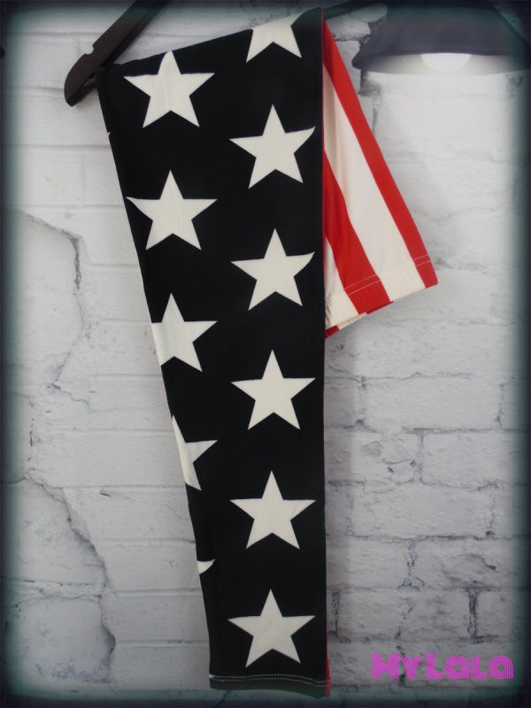 Freedom Rings Kids - My Lala Leggings