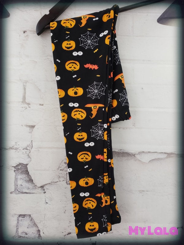 Halloween Kids - My Lala Leggings, soft leggings, buttery soft leggings, one size leggings