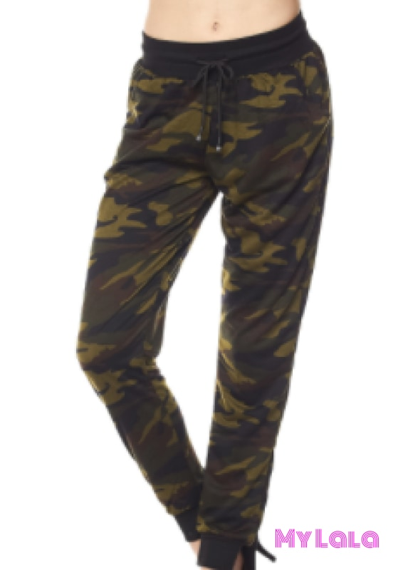 Jogger Militant (French Terry Material)