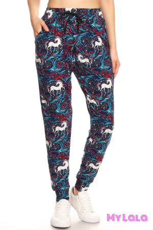 Jogger Mythical Berry