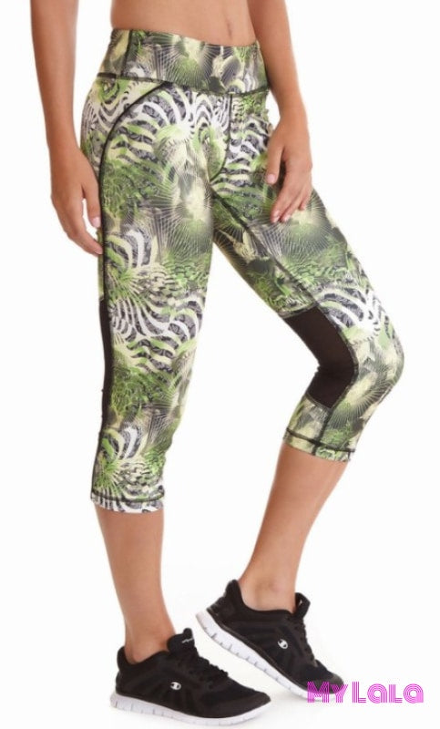 Jungle Secret Pocket Active Wear (Large Only)