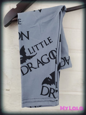 Little Dragon Baby (Premium) - My Lala Leggings