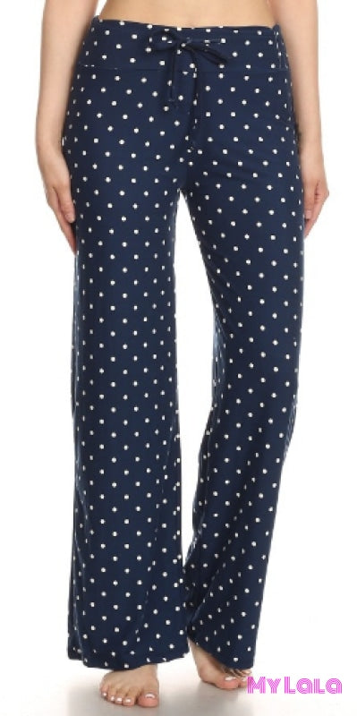 Lounge Pants - Lucy - My Lala Leggings, soft leggings, buttery soft leggings, one size leggings