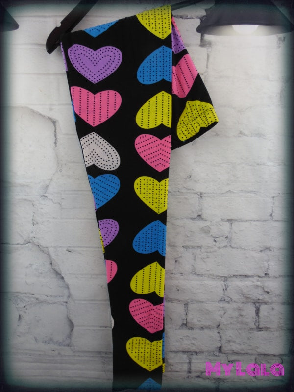 Love Love OS - My Lala Leggings, soft leggings, buttery soft leggings, one size leggings