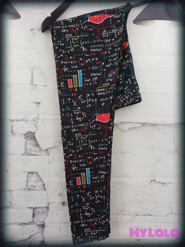 Mathematical OS - My Lala Leggings, soft leggings, buttery soft leggings, one size leggings