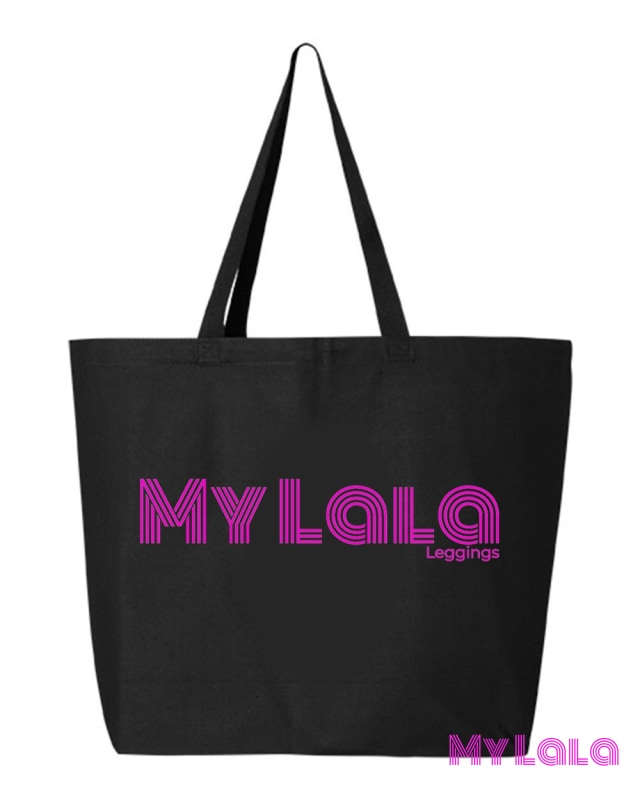 My Lala Leggings Tote!