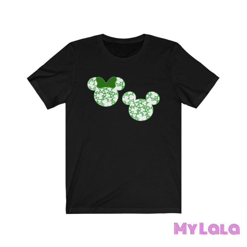One Lucky Mouse Tee - My Lala Leggings