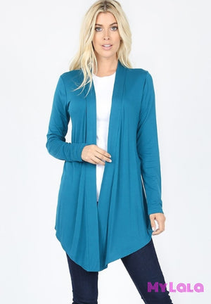 Open Fall (Teal)