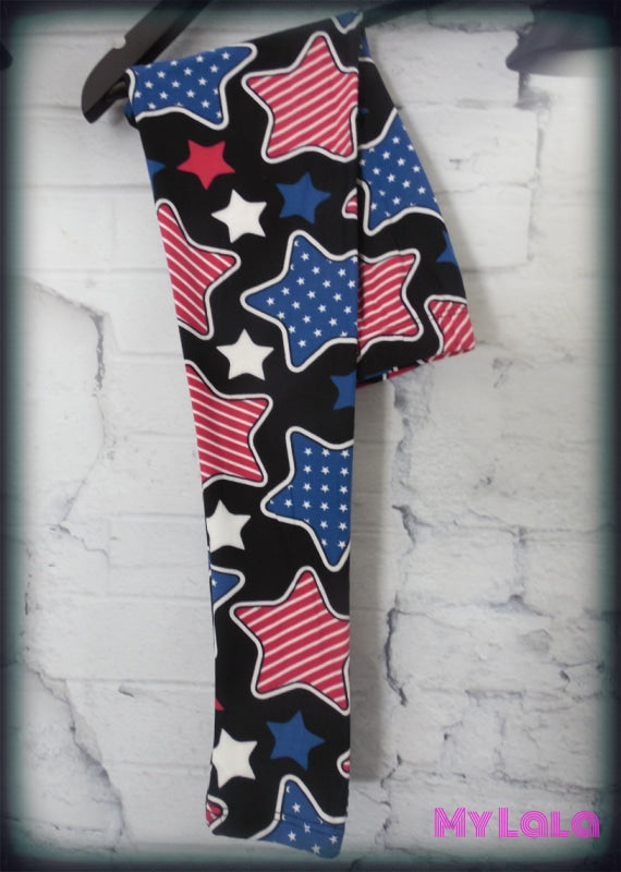 Star Spangled Kids - My Lala Leggings