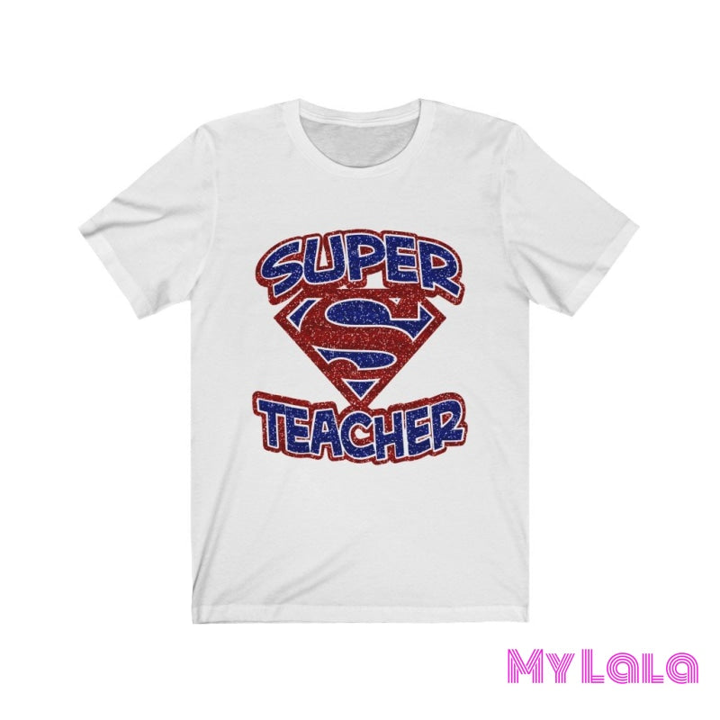 Super Teacher Tee - My Lala Leggings, soft leggings, buttery soft leggings, one size leggings