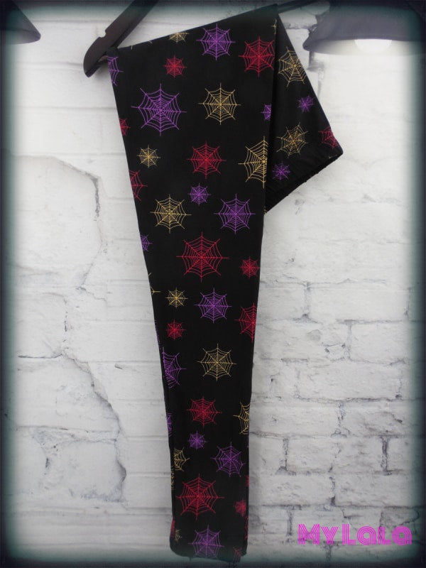 Tangled Web OS - My Lala Leggings, soft leggings, buttery soft leggings, one size leggings