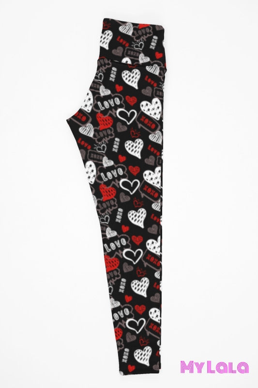 Yoga Band - Classroom Love Kids (Premium) - My Lala Leggings