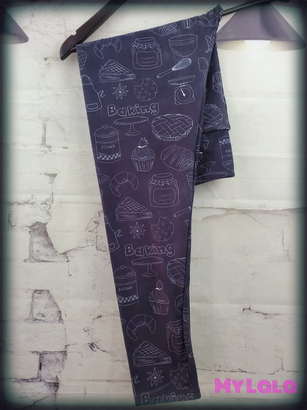 Yoga Band - EC2 Baking Chalkboard 24-32(Premium) - My Lala Leggings