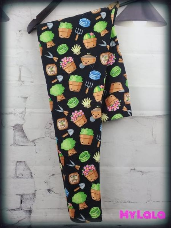 Yoga Band - Garden Cuties Kids (Premium) - My Lala Leggings