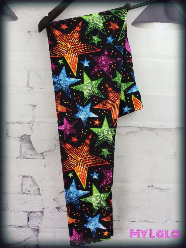 You Get a Star OS - My Lala Leggings, soft leggings, buttery soft leggings, one size leggings
