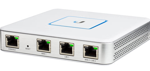 Ubiquiti UniFi USG Security Gateway Router með Gigabit Ethernet, 2 ára ábyrgð