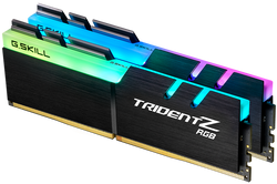 G.SKILL Trident Z RGB 16GB kit (2x8GB) 3600MHz, AM4 Optimized