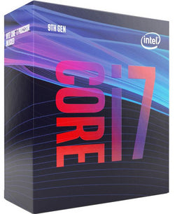 Intel Core i7-9700 4.7GHz, Coffee Lake, 8-kjarna, 12MB í flýtiminni