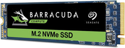 Seagate BarraCuda 512GB M.2 NVMe SSD 3400MB/s
